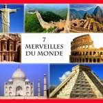 7 merveilles du monde