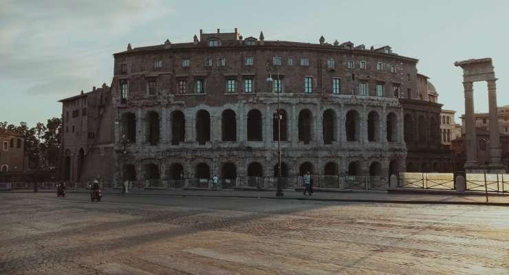Le Colisée : une des sept merveilles du monde