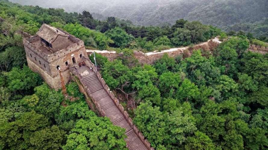 grand muraille chine 7 merveilles du monde