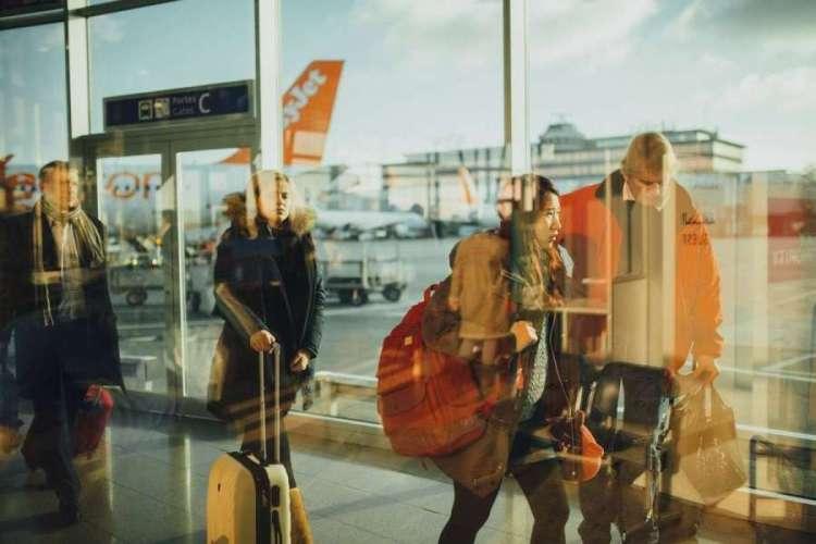 réglementation d'aéroport japonais