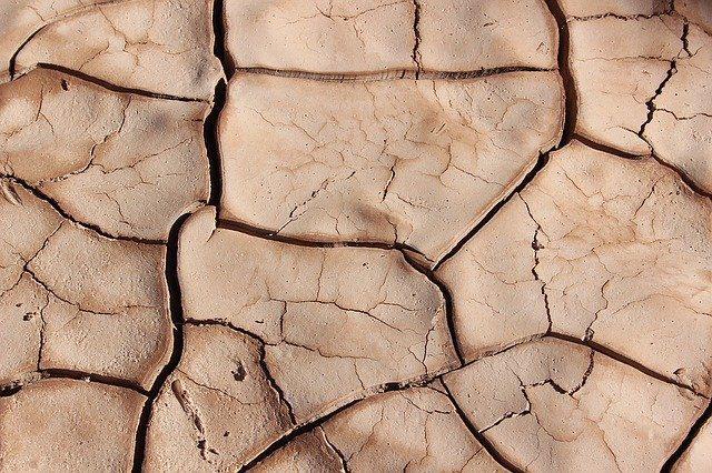 argile pure des montagne de l'atlas marocain