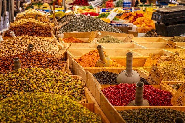 Les épices de la cuisine marocaine