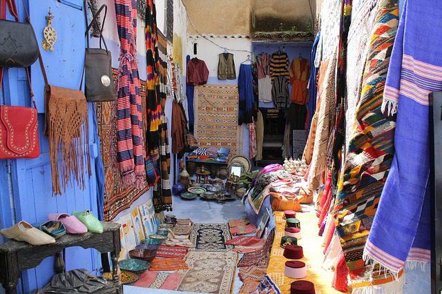 L'artisanat marocain