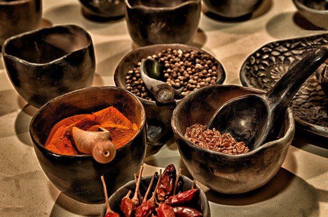 paprika : le poivre rouge