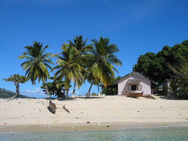 Ile paradisiaque de Madagascar