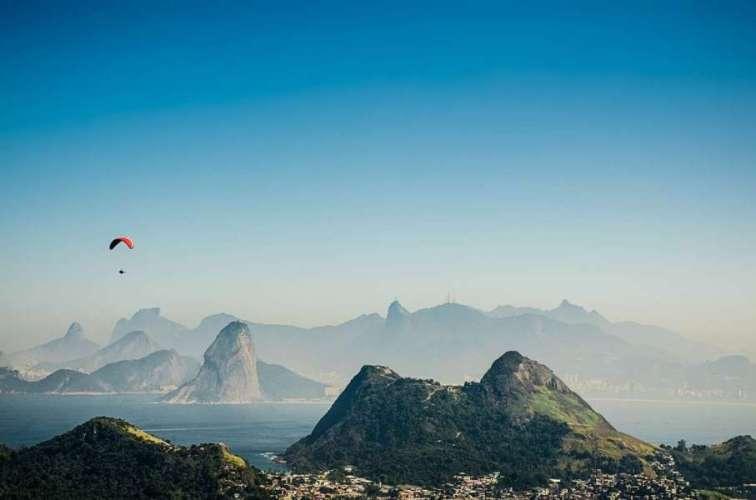 Voyage en Amérique du Sud : Brésil