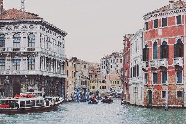 Voyage en Europe : Italie